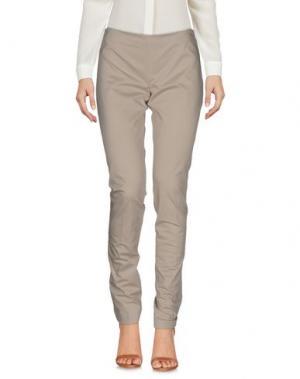 Повседневные брюки CARLA G.. Цвет: бежевый