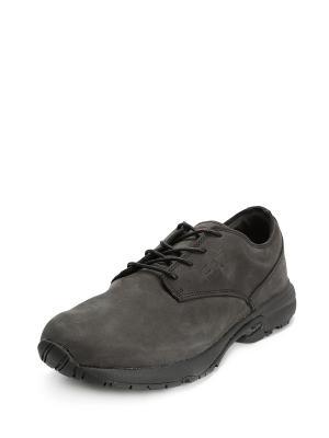 Ботинки EA7. Цвет: черный