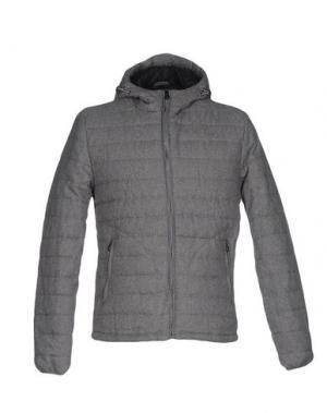 Куртка INDIVIDUAL. Цвет: светло-серый