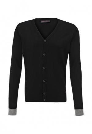 Кардиган Trussardi Jeans. Цвет: черный