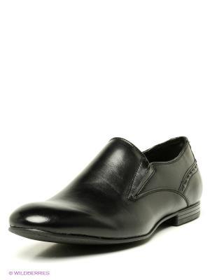 Туфли Centro. Цвет: черный