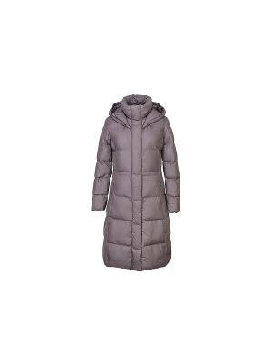 Пальто HAGENSON. Цвет: серо-коричневый