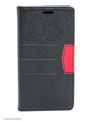 Чехол для Samsung Note 4 WB. Цвет: антрацитовый