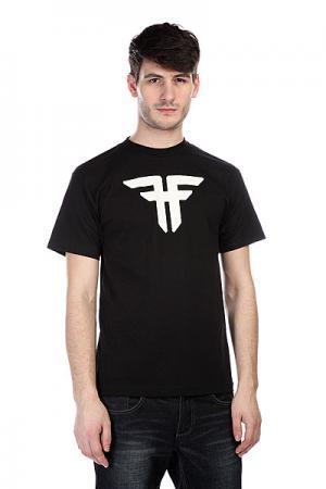 Футболка  Trademark Black/White Fallen. Цвет: черный
