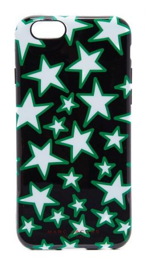 Чехол для iPhone 6/6s со звездами Marc Jacobs