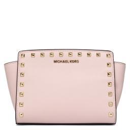 Сумка  30T3GSMM2L розовый MICHAEL KORS