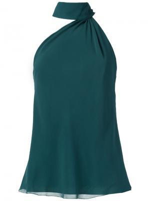 Silk blouse Giuliana Romanno. Цвет: none