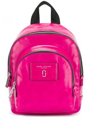 Мини-рюкзак Marc Jacobs. Цвет: розовый и фиолетовый