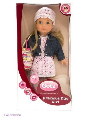 Кукла Джессика GOTZ. Цвет: бежевый, розовый