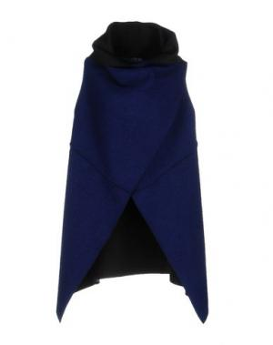 Легкое пальто ES'GIVIEN. Цвет: ярко-синий