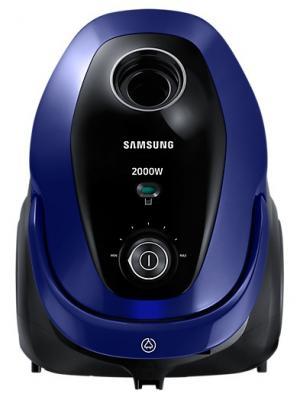 Пылесос Samsung SC20M251AWB, синий. Цвет: синий