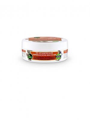 Масло/крем для тела густое питат. 250 м.ШИ Dr. BIO. Цвет: белый, оранжевый