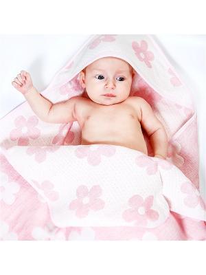 Уголок для купания Baby Nice. Цвет: розовый