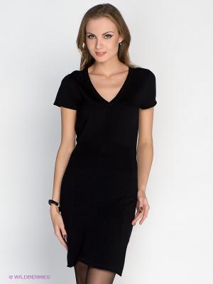 Платье Aaiko. Цвет: черный
