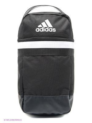 Сумка TIRO SB Adidas. Цвет: черный, белый