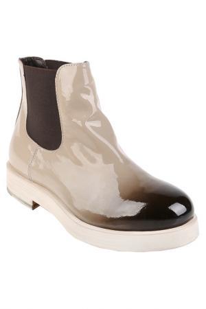 Ботинки Attilio Giusti Leombruni. Цвет: бежевый