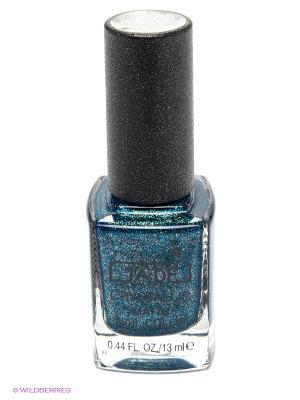 Лак для ногтей Crystallic Matte, 57 тон GA-DE. Цвет: синий