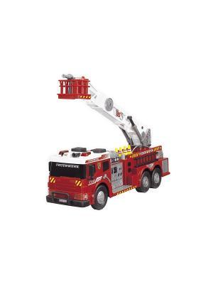 Пожарная машина с водой, 62 см.,свет, звук, акс.,1/3 Dickie. Цвет: красный, белый