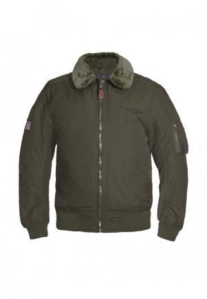 Куртка утепленная Tactical Frog. Цвет: хаки