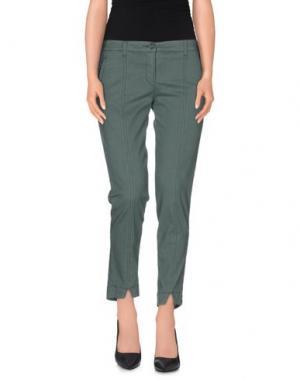 Повседневные брюки HARMONT&BLAINE. Цвет: зеленый