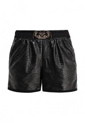 Шорты Versace Jeans. Цвет: черный