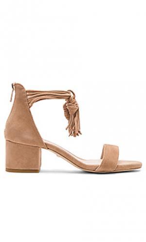 Туфли на каблуке carlie RAYE. Цвет: серовато-зеленый