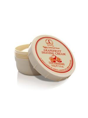 Крем для бритья Grapefruit Shaving Cream Bowl 150гр Taylor of Old Bond Street. Цвет: молочный