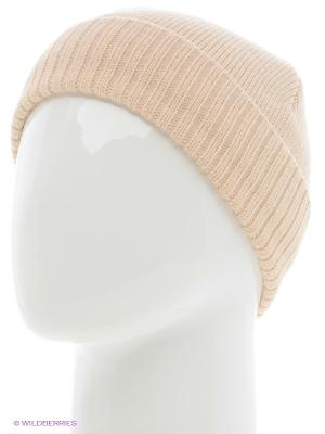 Шапка Marhatter. Цвет: бледно-розовый, кремовый, хаки
