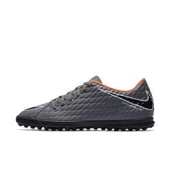 Футбольные бутсы для игры на искусственном газоне  Hypervenom PhantomX III Club TF Nike. Цвет: серый