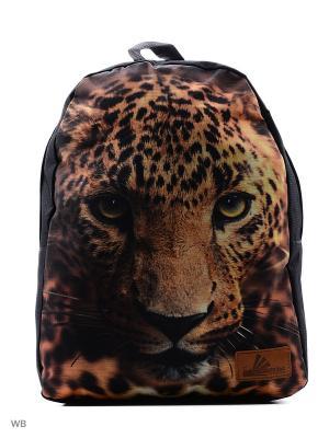 Рюкзак ПодЪполье. Цвет: бежевый, оранжевый, черный, коричневый