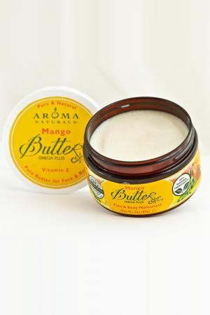 Масло Манго AROMA NATURALS. Цвет: none