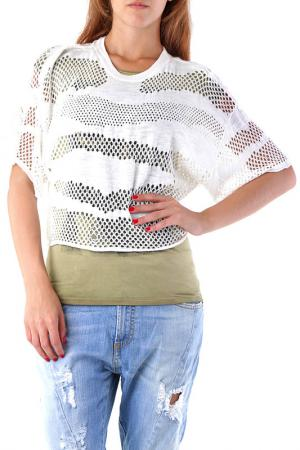 T-shirt Sexy Woman. Цвет: white