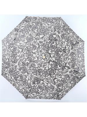 Зонт ArtRain. Цвет: антрацитовый, белый