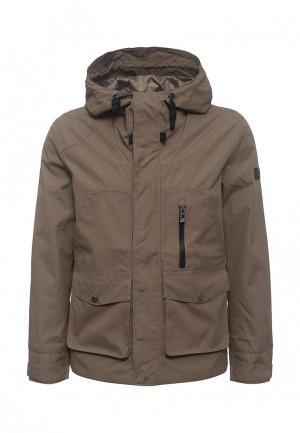 Куртка Baon. Цвет: хаки
