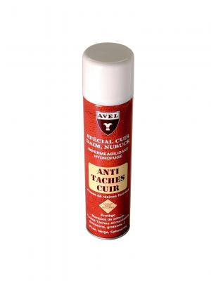 Пропитка защита мебели от пятен AVEL-Anti Taches Cuir, 400мл. Saphir. Цвет: прозрачный