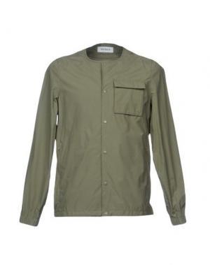 Куртка ONTOUR. Цвет: зеленый-милитари