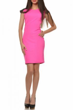 Платье Alexandra Ritz. Цвет: розовый