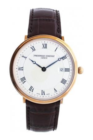 Frederique Constant Часы 166106 192113ZZUNI