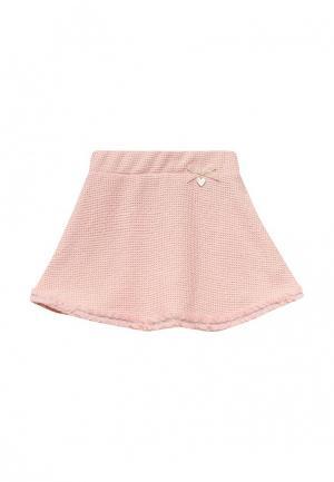 Юбка Acoola. Цвет: розовый