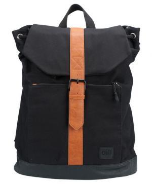 Рюкзак  Houston Joachim Backpack Black Oill. Цвет: черный