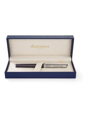 Ручка перьевая HEMISPHERE La Collection Privee Saphir Nocturne Waterman. Цвет: синий