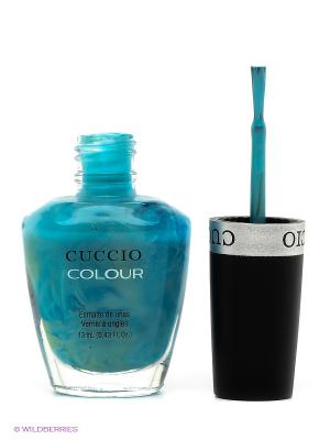 Лак Cuccio Colour, Make a Wish in COLOUR. Цвет: светло-голубой
