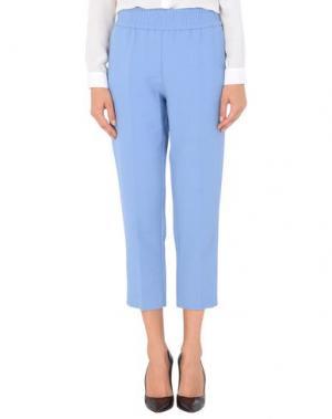 Повседневные брюки SAMSØE Φ. Цвет: небесно-голубой