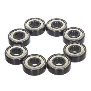 Подшипники для скейтборда  Bearings Silver Ring Footwork. Цвет: серый