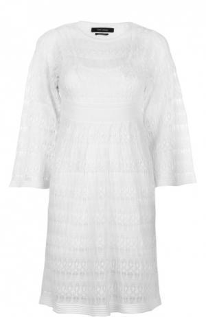 Платье Isabel Marant. Цвет: белый