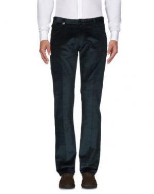 Повседневные брюки HAVANA & CO.. Цвет: темно-зеленый