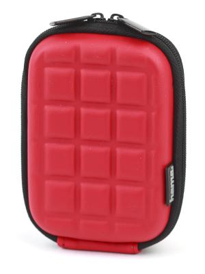 Чехол HAMA 103771 Hardcase Square 40G красный 6x2,5x9,5. Цвет: красный