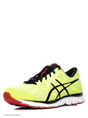 Беговые кроссовки GEL-ATTRACT 3 ASICS. Цвет: желтый