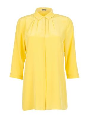 Блуза Iris v Arnim. Цвет: желтый