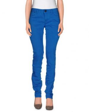 Джинсовые брюки DL1961. Цвет: лазурный